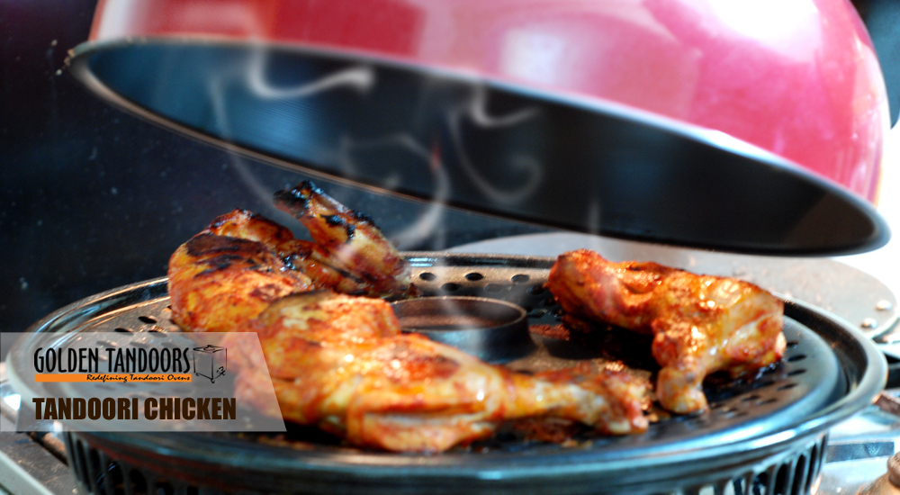Chicken-Tangri-on-Gas-Oven-tandoor