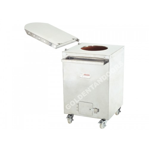 ... Backyard Tandoor Oven Medium Square GT 450 ...