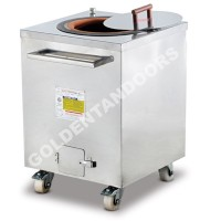 X Large Tandoor Square NSF/ANSI-4 Sanitation Certified GT-5000