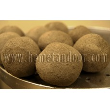 Ceramic Heat Balls (Tandoori Clay Lava Rocks)